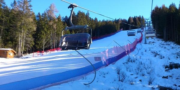 Sci alpino: a Temù la prova di supergigante valida per le indicative Ragazzi (foto gallery)