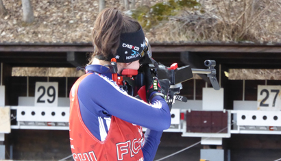 Biathlon: Braunhofer e Lardschneider Campioni Italiani Juniores Sprint a Brusson