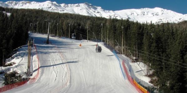 Sci alpino: Giulia Romele e Lorenzo Sambrizzi sono i nuovi campioni regionale allievi di super gigante
