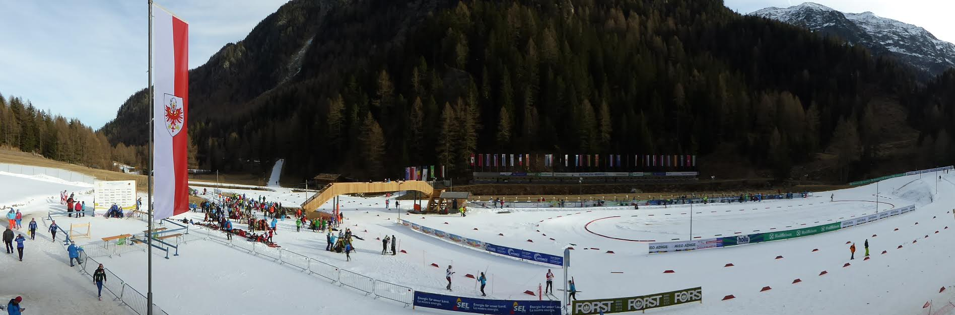 Calendario Biathlon.Biathlon In Val Martello Rodigari E Settimo Bormetti E