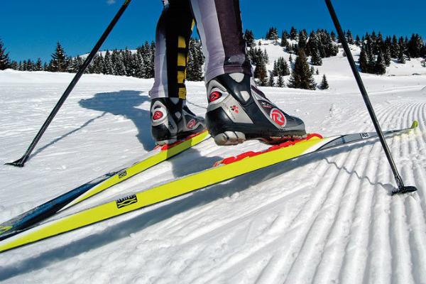 Sci nordico: Anna Rossi e Michele Gasperi si impongono nella prova in classico al lago di Tesero. La Cola è terza nelle Under 18