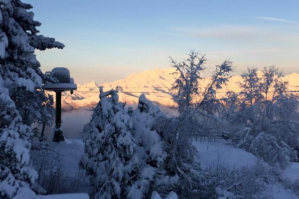 Campionati regionali baby e cuccioli di sci alpino: vincono le avverse condizioni meteo