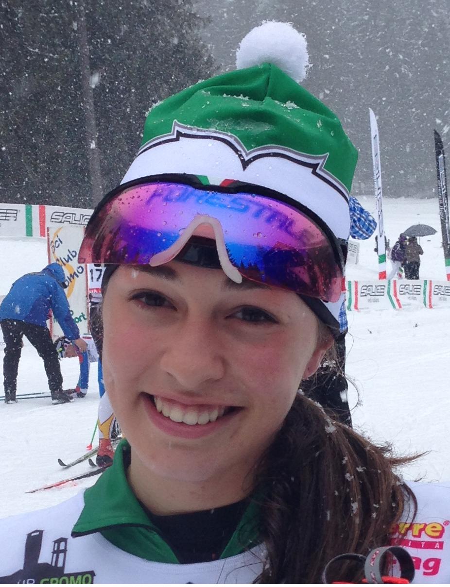 Alpen cup di sci nordico: la Bellini è bronzo
