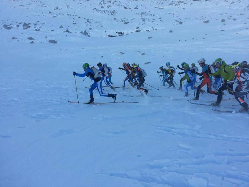 """Sci alpinismo: i risultati della """"Pizzo Scalino"""" 2019"""