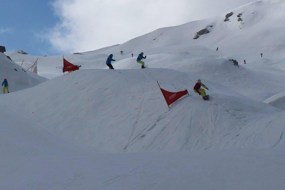 CdM di snowboardcross: si inizia dalla Valmalenco