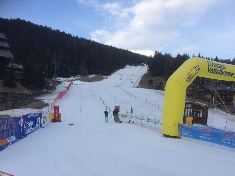 Sci alpino: cambio di programma per i regionali Allievi e Ragazzi di Santa Caterina Valfurva