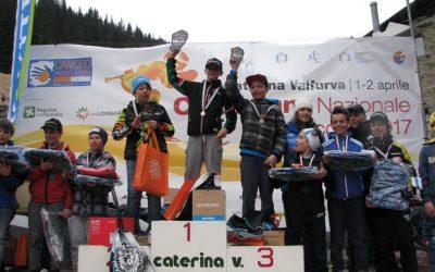 Sci Alpino: Criterium Nazionale Cuccioli Sabato 1 Aprile 2017