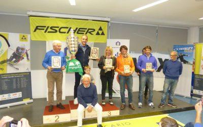 Master: Premiazioni Circuito Regionale Fischer MasterCup 06.05.2017