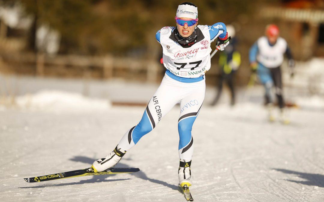 Universiadi: la Bellini è bronzo nella prova a staffetta di sci nordico