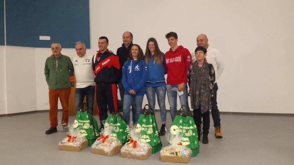 """Poli, Maj e Ghisalberti hanno ricevuto la borsa di studio """"Scuola-Sport Giancarlo Predieri"""""""