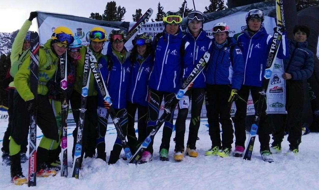 Fisi Alpi Centrali Calendario.Ski Alp La Formazione Del Comitato Fisi Alpi Centrali E