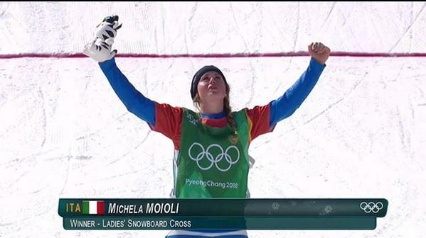 Snowboard cross: le dichiarazioni di Michela Moioli alla vigilia della nuova stagione