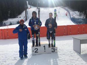 Sci alpino  Bendotti è secondo aspirante nel gigante Gran Prix di Santa  Caterina 4837f2a34d3d