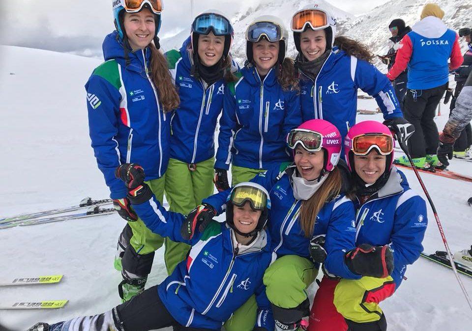 Sci alpino: la Fanti vince il gigante di Campo Felice. La Ghisalberti è sesta