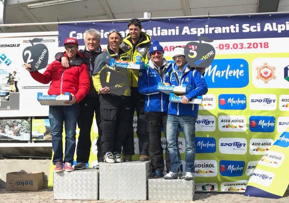Sci alpino: Talacci è quinto nella libera tricolore. Titolo per Franzoni. In campo femminile si impone Edifizi