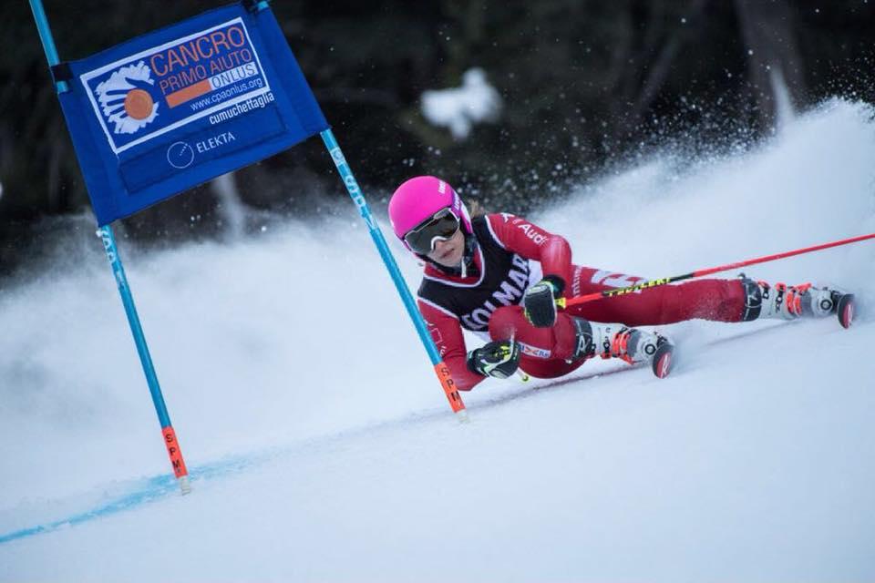 Sci alpino: gigante d'argento per le ragazze di coach Presazzi. La Rota è seconda nella prova tricolore. Altre due atlete nella top ten