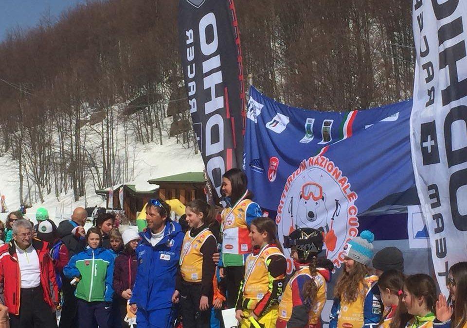Criterium Cuccioli 2018: i risultati della prova di ski cross della categoria Cuccioli 1