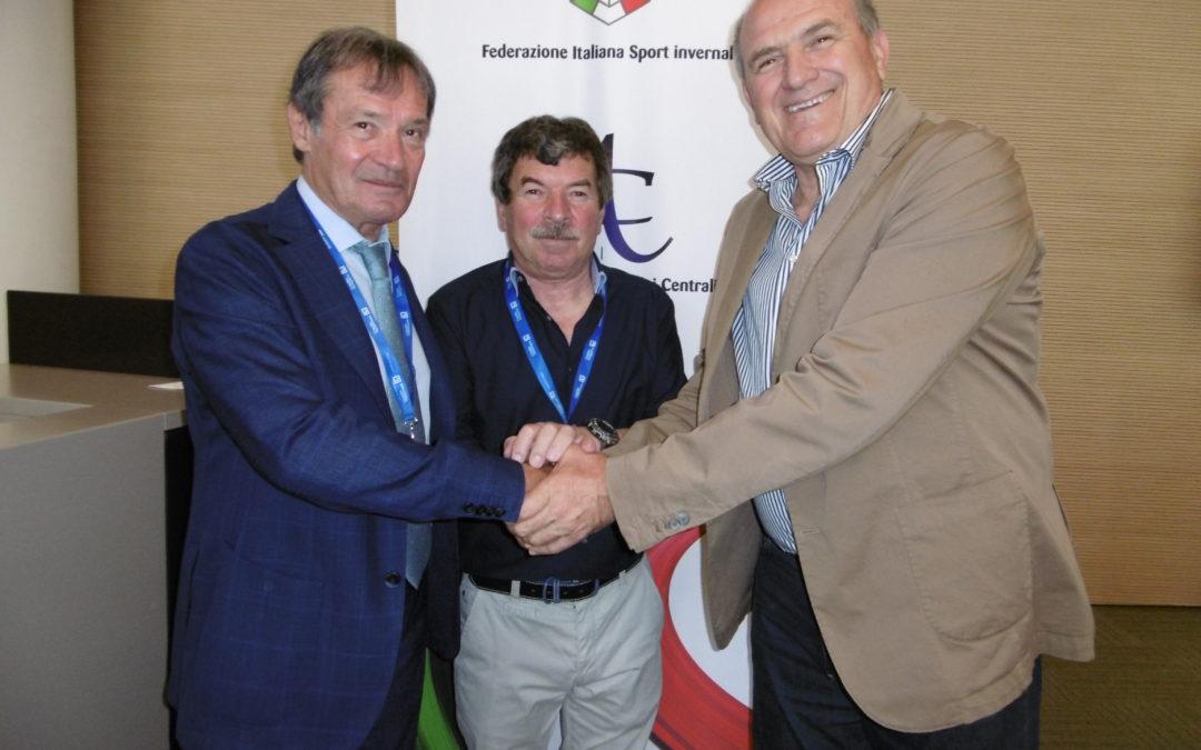 Zecchini: riconfermato presidente del Comitato Fisi Alpi Centrali