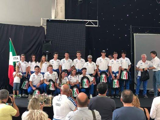 Mondiali di sci d'erba: terza medaglia per la compagine azzurra. Il ceco Bartak e la giapponese Maeda assoluti dominatori delle competizioni bresciane