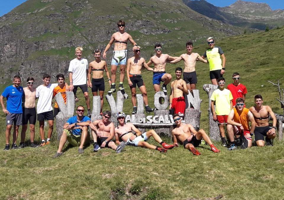 Sci nordico: la formazione lombarda torna al lavoro