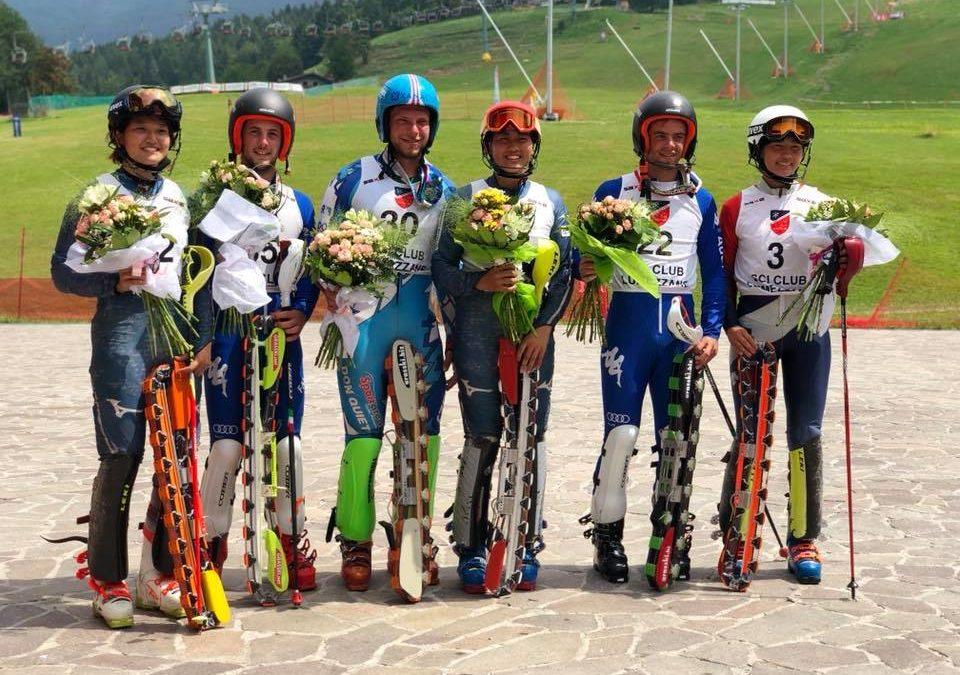 Mondiali junior di sci d'erba: per l'Italia arriva l'argento ed il bronzo in campo maschile, nello speciale. Bis di Bartok e Meada