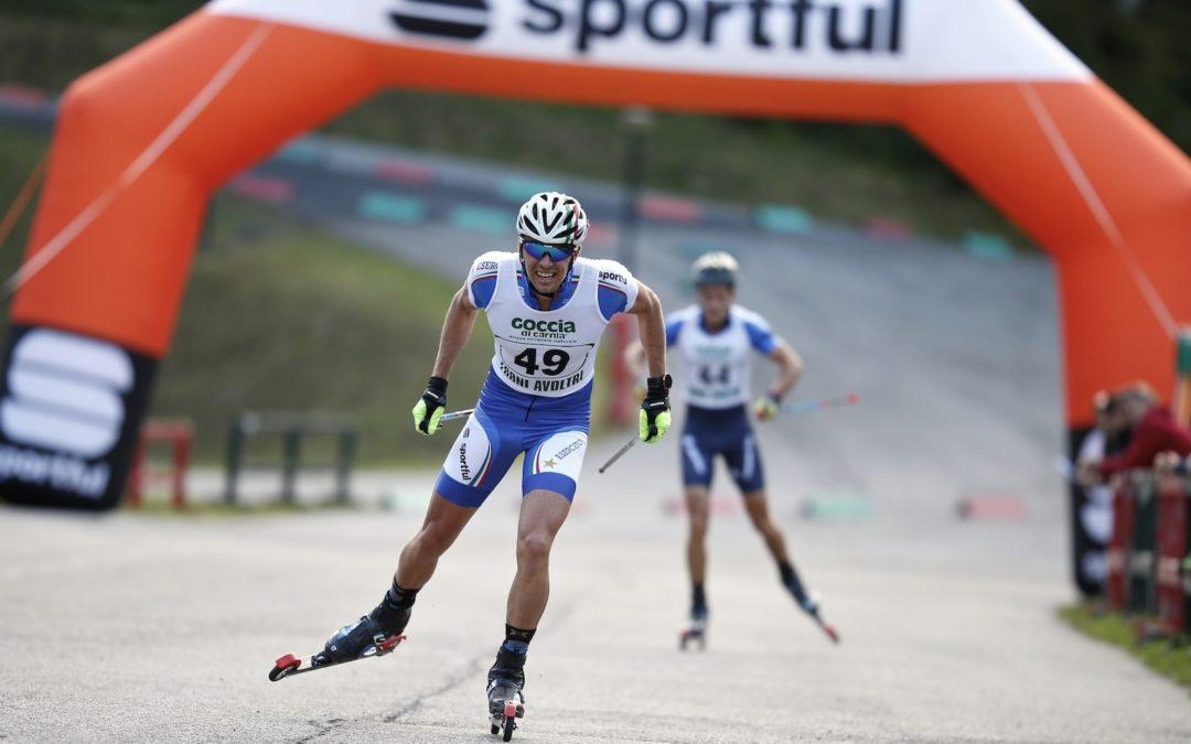 Ski roll: oro per Francesca Cola ai campionati italiani di Forni Avoltri. Bronzo per Cozzi e Pomari