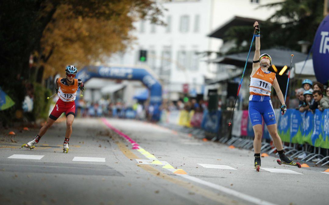 Italiani sprint di ski roll: fra i giovani arriva il l'argento di Buttironi ed il bronzo di Gatti
