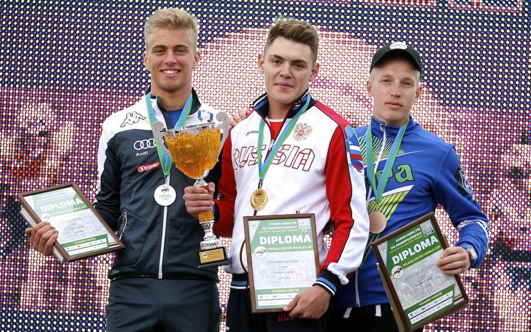 Ski roll: Angelo Buttironi ancora sul podio. Il bergamasco è secondo nella mass start di Khanti Mansiysk