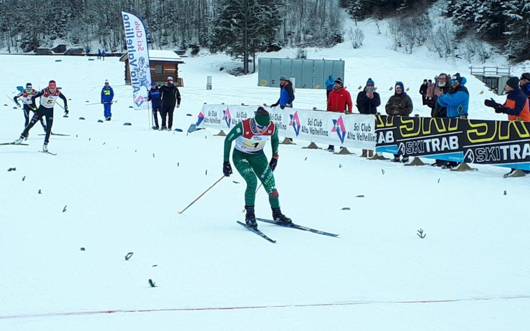 Il francese Jouve e la svizzera Van Der Graaf vincono in Valdidentro la sprint Senior di Continental Cup. Tra gli junior si impongono Chappaz e l'italiana Monsorno