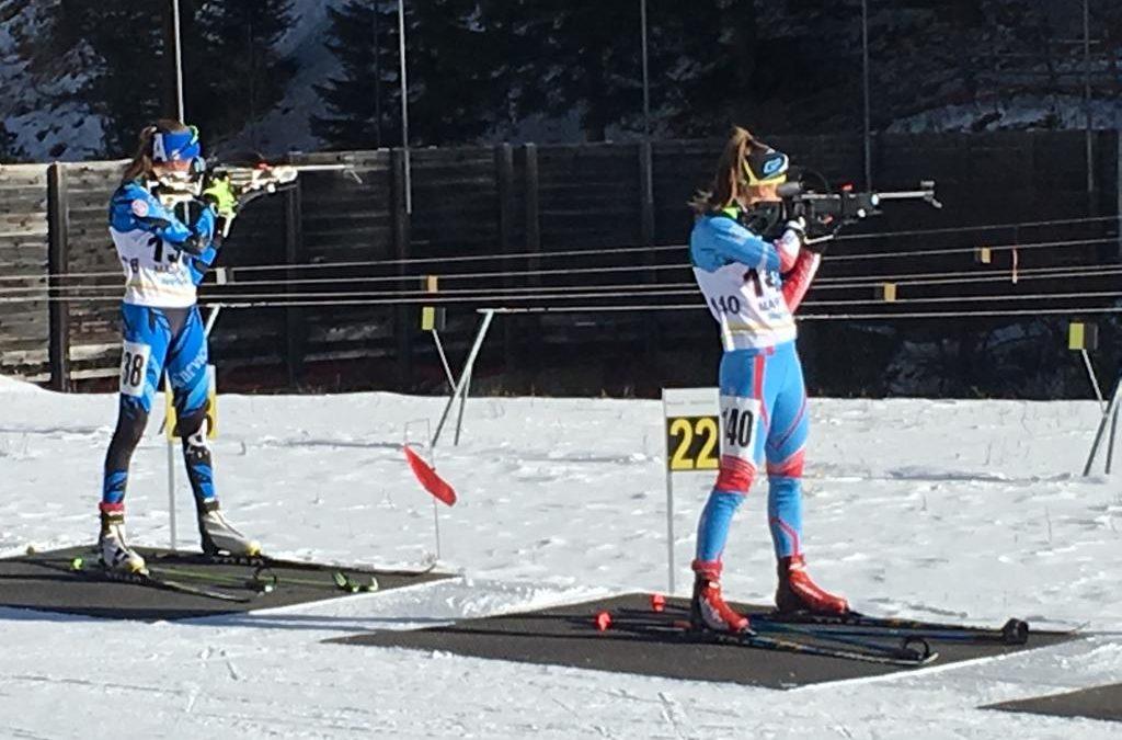 Biathlon: il 14 e 15 dicembre tappa a Valdidentro dell'Alpen Cup