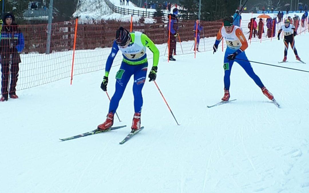 Campionati Italiani Allievi di sci nordico: oggi le staffette. Si impongono Alpi Occidentali nel maschile e Veneto al femminile