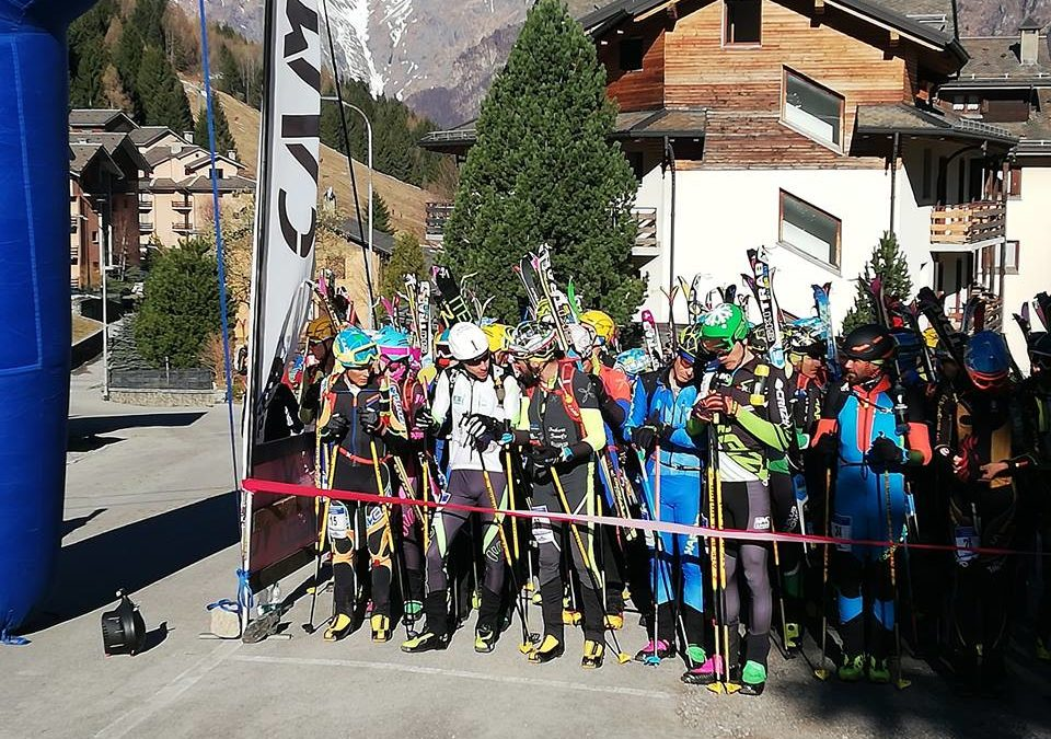 """Ski alp: nell'individuale della """"Mario Merelli c'e"""" vincono William Boffelli e Corinna Ghirardi"""