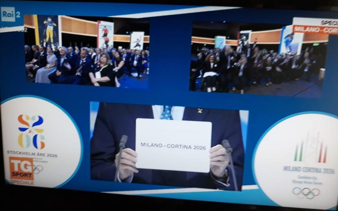 """Olimpiadi 2026 Milano-Cortina. Il presidente della FISI, Roda: """"un lavoro di squadra impeccabile"""""""