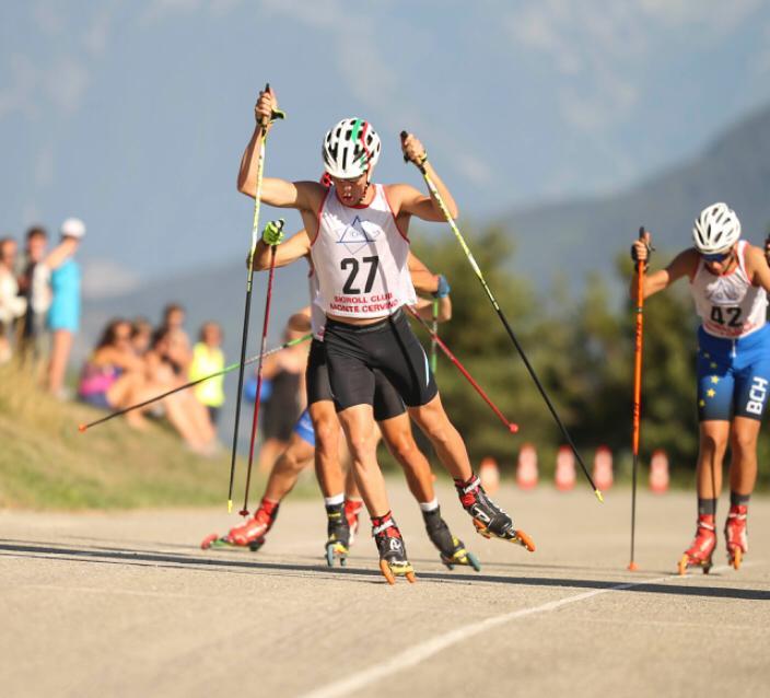 Ski roll: al Criterium Under 14 e Under 16 arrivano due ori grazie a Comensoli e Artusi