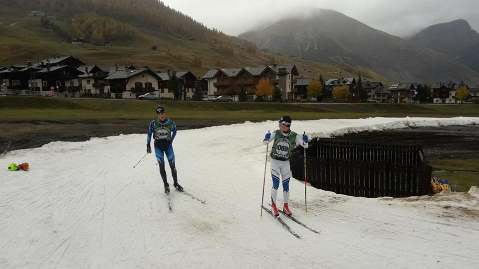 Sci nordico: coach Compagnoni soddisfatto del lavoro svolto a Livigno nonostante il meteo avverso