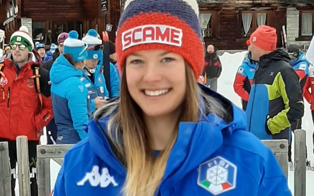 """Sci nordico: la Maj è seconda junior nella prova individuale. Sosio """"contento di questa prima due giorni di gare"""" (foto gallery)"""