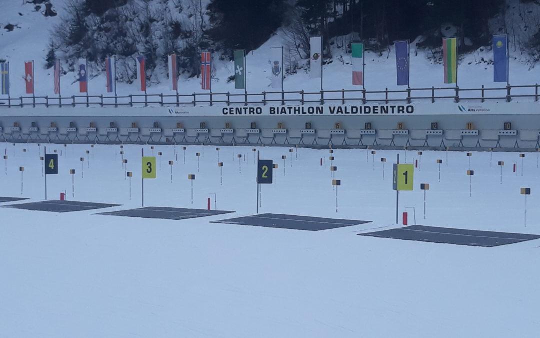 Biathlon: i risultati dell'individuale di Bionaz di Coppa Italia