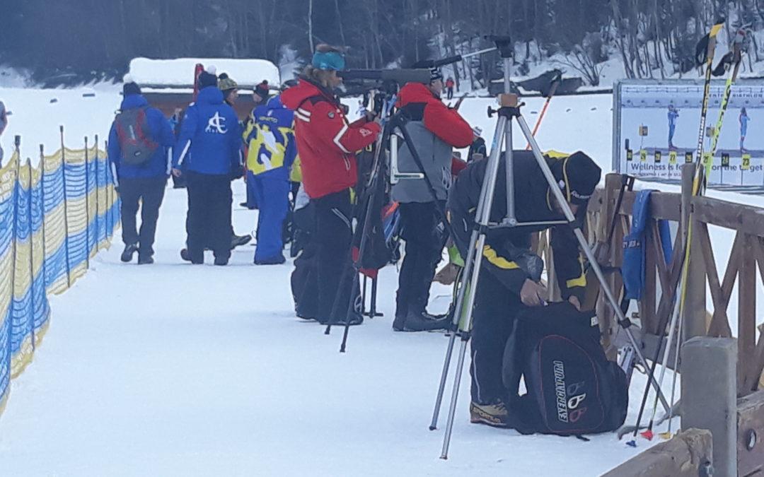 Biathlon: Michele Molinari dalla Valtellina ai mondiali junior di Lenzerheide