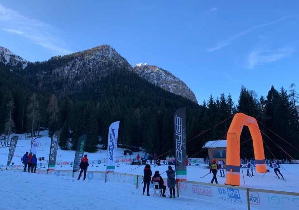 Sci nordico: Pellegrino conquista il sesto scudetto in sprint al Bergamo Ski Tour. Al femminile successo della Scardoni