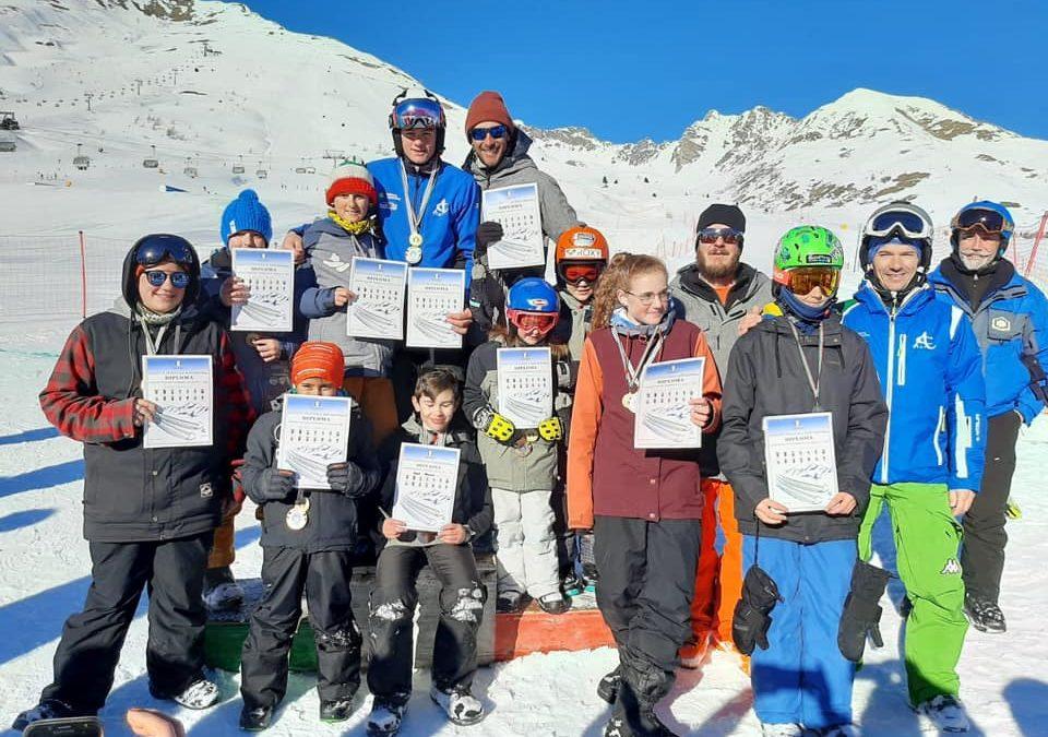 Snowboard: al Tonale assegnati i titoli di campione regionale della stagione  (foto gallery)
