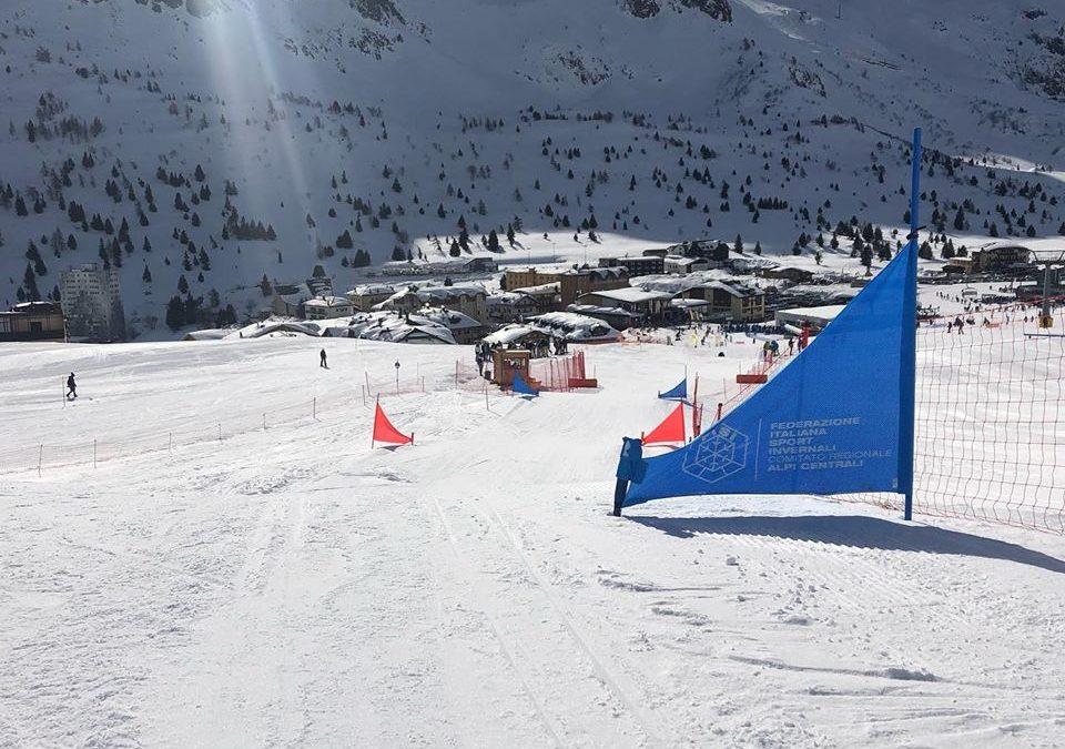 Ski cross: la pista Valena ha assegnato i titoli regionali di specialità