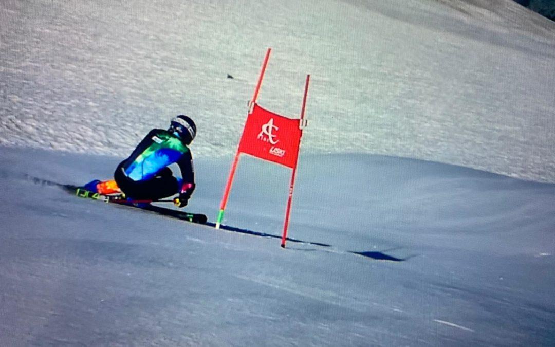 Sci alpino: lunedì tornano al lavoro i ragazzi e le ragazze di Alessi e Stiletto