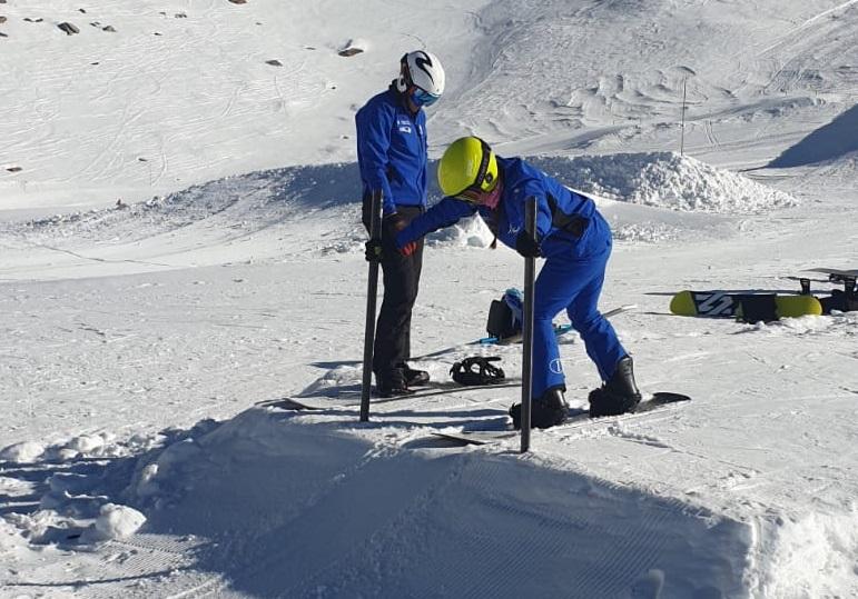 Snowboard: concluso, a Cervinia, il primo collettivo della formazione del Comitato FISI Alpi Centrali