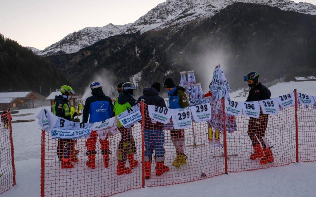 Sci alpino: nello speciale FIS NJR bis del belga Grandjean. Squilli di Rota al femminile e di Da Prada al maschile