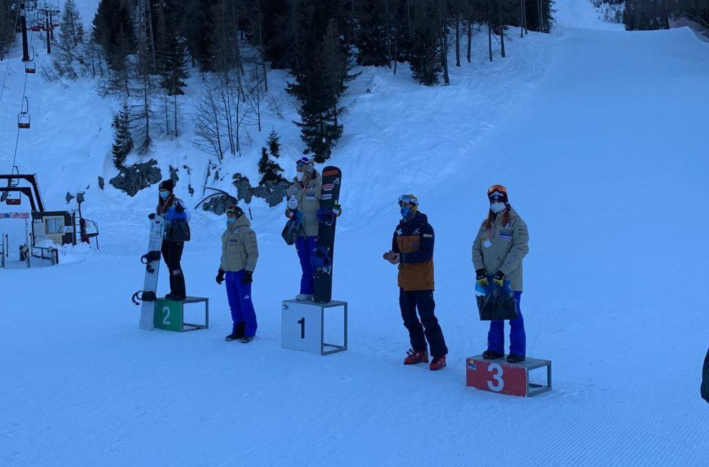 Snowboardcross: a Colere successo di Michela Moioli nel circuito di Coppa Italia