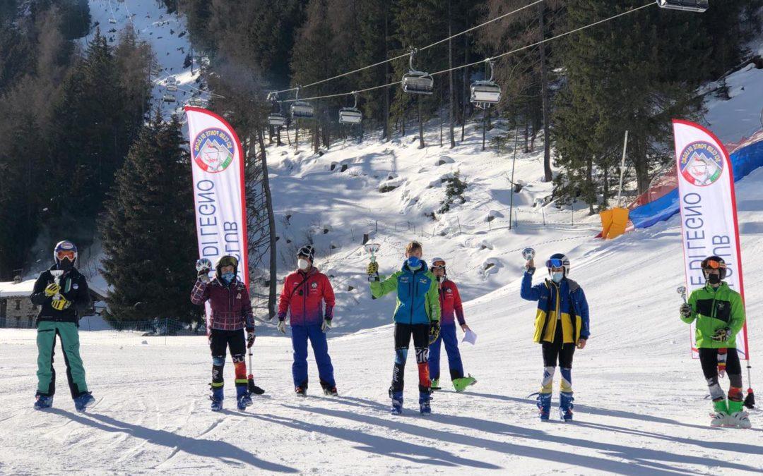 Sci alpino: Vicini si impone nel gigante indicative Ragazzi