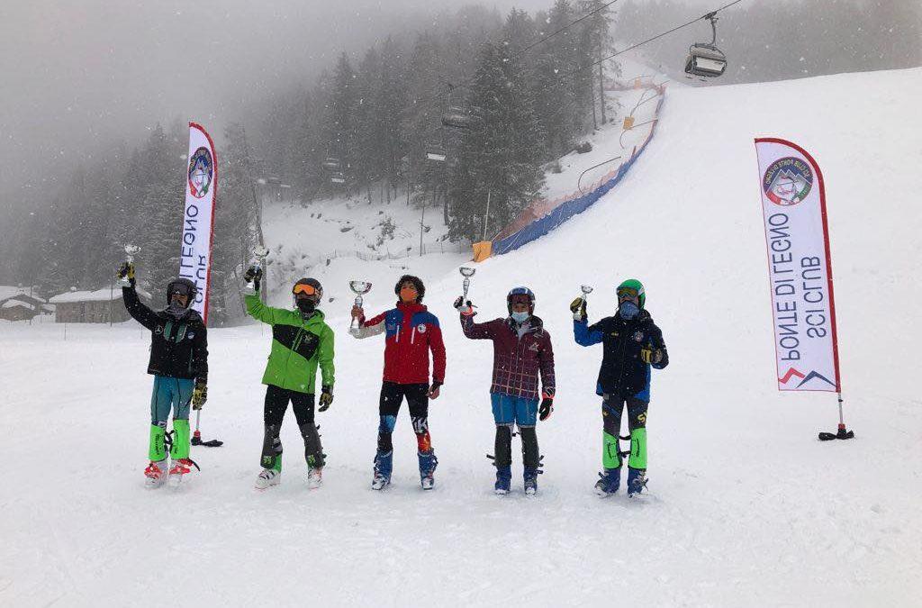 Sci alpino: lo speciale indicative ragazzi va a Giacomo Bertussi