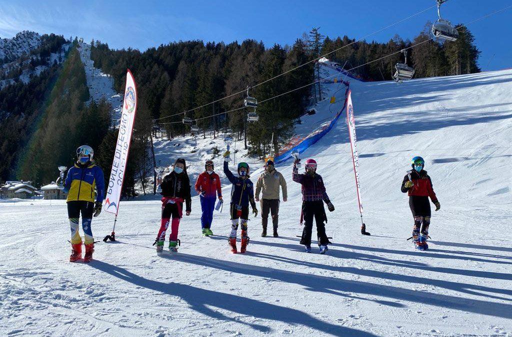 Sci alpino: la Mariani si impone nel gigante indicative ragazzi femminile