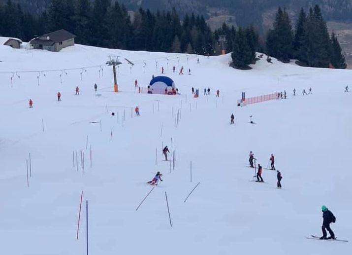 Sci alpino: assegnati i titoli di campione regionale Cuccioli d slalom speciale (foto gallery)