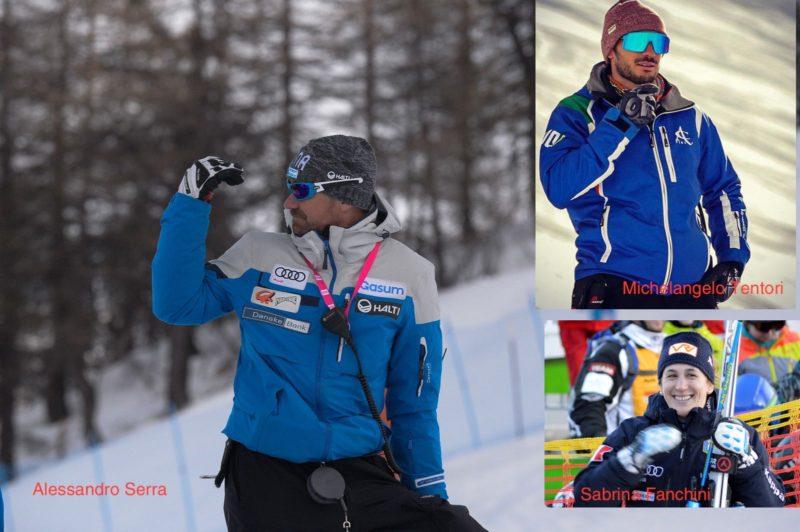 I nuovi allenatori di sci alpino delle Alpi Centrali